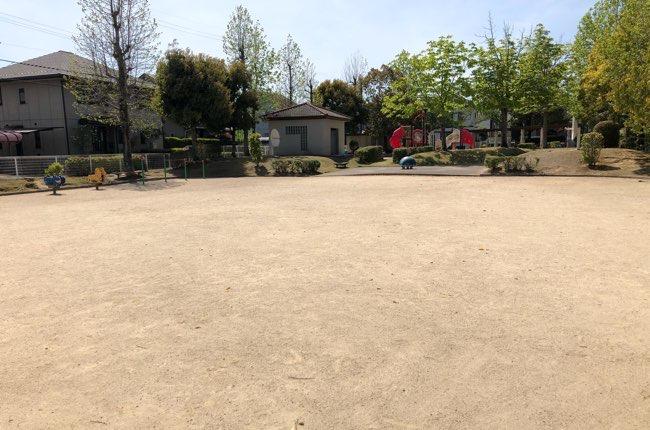 さそり公園(高美が丘1丁目)