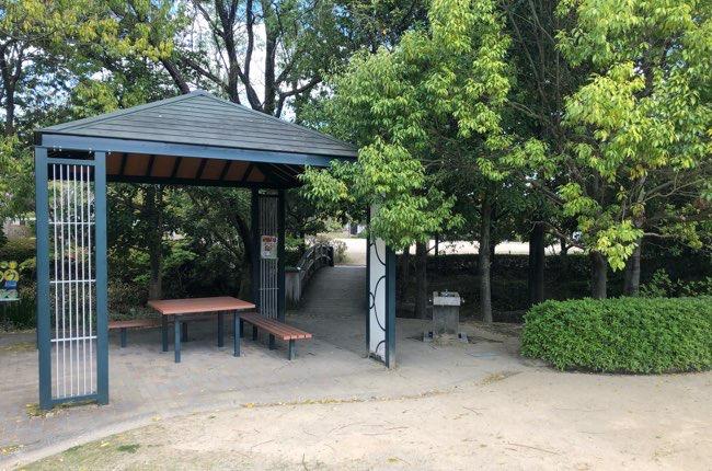 ほたる公園(高美が丘7丁目)