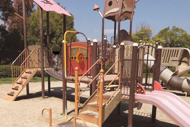 三ツ城近隣公園 遊具