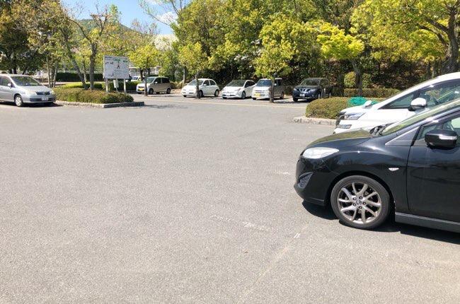 高美が丘公園 駐車場